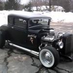1931 ford streetrod