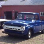 1957 Ford Pickup For Sale